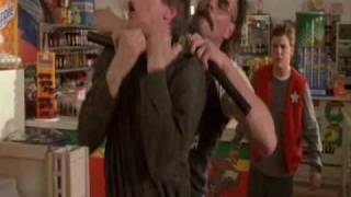 Seymour Freaks Out in Sidewinder Mini Mart (Ghost World)