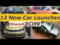 Upcoming Car Launches Before Diwali Fest In 2019. New Cars From August To October