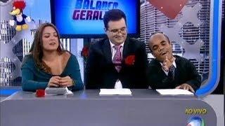 Fabíola Reipert detona o mundo das celebridades no Balanço Geral SP