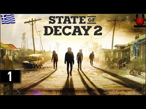 Xxx Mp4 Τα αδέρφια STATE OF DECAY 2 Greek Gameplay Part 1 3gp Sex