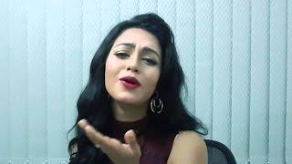 কি করলেন এটা? Nusrat Faria Mazhar , Cutest model of Bangladesh