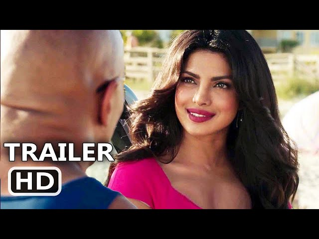 #Baywatch  Official Hindi Trailer #1(2017)  #Priyanka Chopra Movie