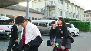FIRST DAY OF SCHOOL: JAPAN EXCHANGE TRIP DAY FIVE