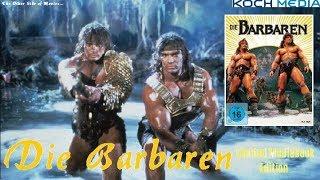 Die Barbaren I Limited Mediabook Edition I Koch Media