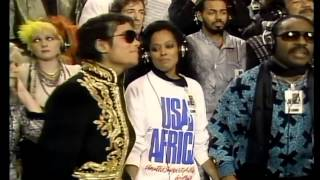 USA for Africa   We Are The World  Original Music Video 1985  HD   HQ