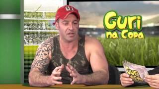 Brasil x Croácia - Guri de Uruguaiana entrevista Jorge da Borracharia