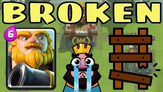 Is ROYAL GIANT RUINING the LADDER in ARENA 9?!?! Clash Royale