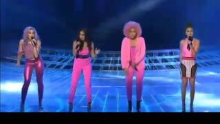 XOX - Nobody's Perfect (The X Factor Australia) - Nada-Leigh (The Voice Australia)