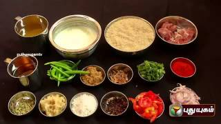 Ramzan Special   Ungal Kitchen Engal Chef   18 07 2015   Puthuyugam TV 2
