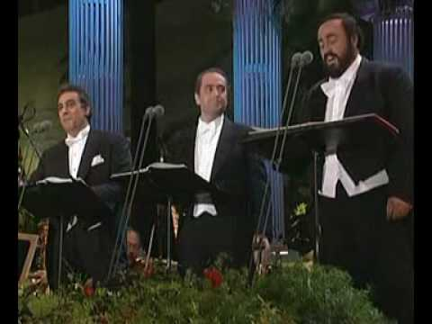 The 3 tenors in concert 1994 - Brazil, Brazil