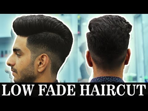 BEST SUMMER hairstyle for INDIAN MEN/BOYS 2018! | Low Fade haircut for men