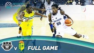 U-BT Cluj Napoca v Petrolina AEK - Full Qualifier - Basketball Champions League 2016-17