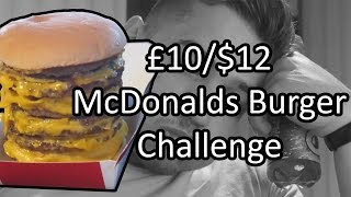 The ULTIMATE McDonalds Burger Challenge!