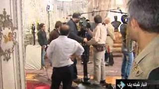 "Behind the scenes of production of Iranian TV serial ""The Shah enigma"""