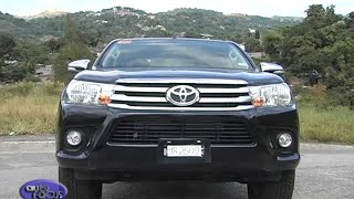 2016 Toyota Hilux -  Review