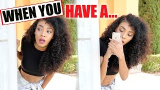 Weird Things Girls Do When They Have A Crush!