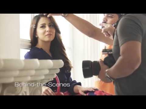 Xxx Mp4 Clive Shoes Ft Ushna Shah BTS Clive Shoes Winter 16 Ad Campaign 3gp Sex