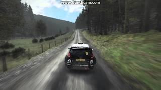 Dirt Rally DYRFFYN AFON Clean + Cinematic Run 3:01.309 No 34 in world