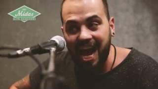 DNAIPES - Reza A Lenda (acústico ao vivo no Midas Studios)