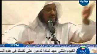 الشيخ سليمان الجبيلان و قصة السمكة ( ستموت من الضحك !!) -