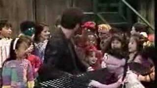 Sesame Street - Billy Joel sings the alphabet