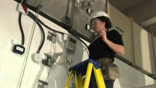 Jennifer Geddes: Electrician