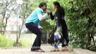 Anand with Gayatri Post Wedding Shoot