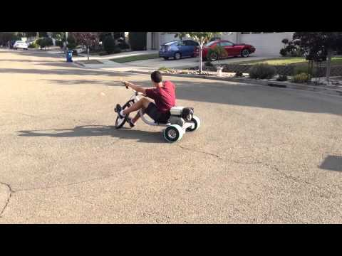 Motorized Drift Trike - Huffy Slider