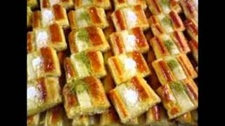 Persian sweets and cakes(iranian)