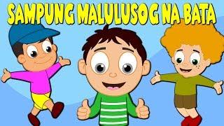 Sampung Malulusog na Bata | Awiting Pambata 2017 | Kids Songs Tagalog