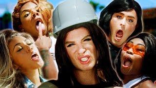 Bart Baker / 五佳人-為愛打拚 Fifth Harmony - Work from Home (惡搞版 中文歌詞) PARODY