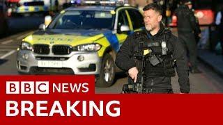 London Bridge: People 'injured' in incident - BBC News