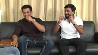 The Masters I Interview with Prithvi Raj & Sasi Kumar - Part 1 I Mazhavil Manorama