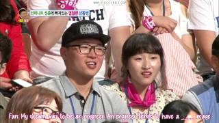 [Eng Sub] 150511 - Hello Counsellor - Sungjong's fanboy