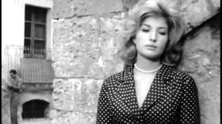 """L'Avventura"", Michelangelo Antonioni (1960) - Monica Vitti"