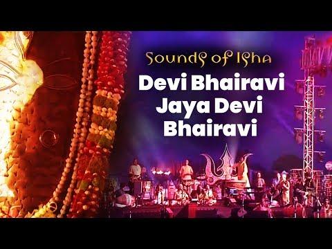 Xxx Mp4 Linga Bhairavi Devi Song Sounds Of Isha Mahashivratri 2018 Sadhguru Adiyogi 3gp Sex