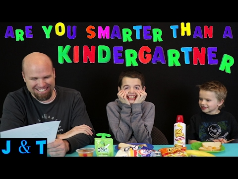 Xxx Mp4 Are You Smarter Than A Kindergartner Jake And Ty 3gp Sex