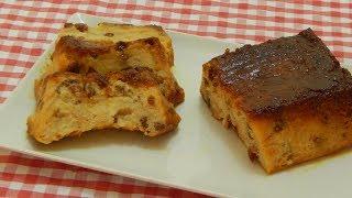 Receta fácil de torta de pan (cómo aprovechar el pan duro)