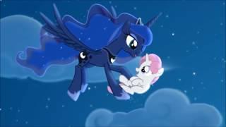 "Luna ""Angel of Darkness"" MLP FIM PMV 1hour"