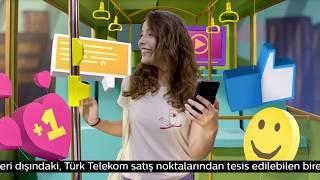Selfy 500T - Turuncu Paketler Reklam Filmi