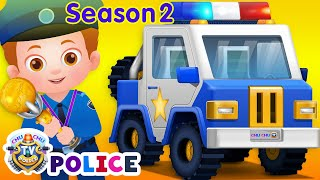 ChuChu TV Police for Kids Season 2 Awards Ceremony - Bravery Awards for Saving the City from Thieves