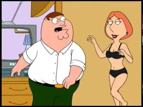 FAMILY GUY Lois Griffin get s nasty as usual