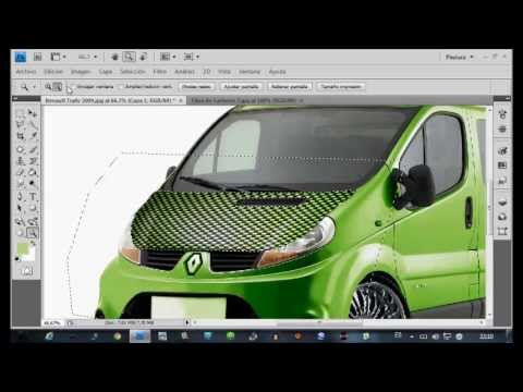 Tuning Virtual 2013 Renault Trafic 2009