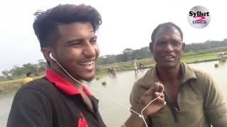সিলেটে আলী রুয়া Bangladesh Rice fields