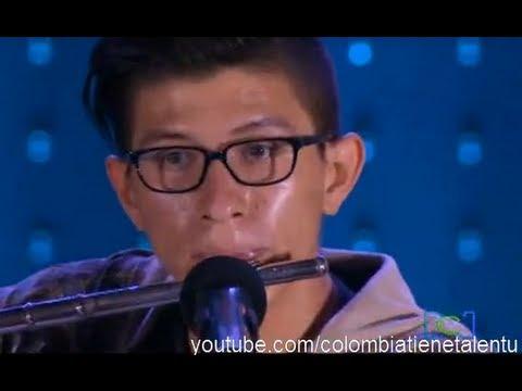 ANDRES NARANJO BEATBOX Colombia tiene talento 4 DE JUNIO parte final