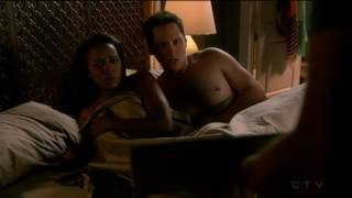 Matt McGorry (kiss scene #3) / Aja Naomi King/Michaela Pratt  - How to Get Away With Murder #28