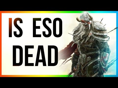 ESO - Is the Elder Scrolls Online Dead? (Live Review)