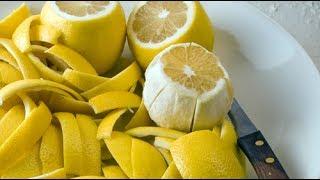 صدق أولا تصدق قشر الليمون يحمي الجسم من الأورام و الوزن الزائد و السكري .. !