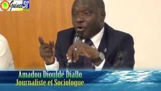 Conférence sur l'Histoire et la Sociologie du Foutah Djallon