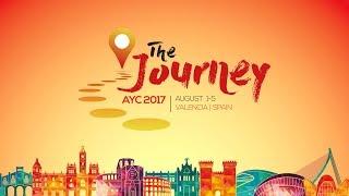 The journey #3 - Marjukka Ostrovljanovic - European Adventist Youth Congress 2017 (AYCongress)